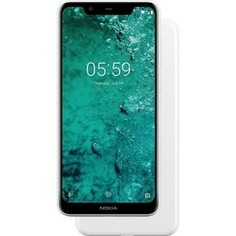 Смартфон Nokia 5.1 Plus White