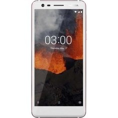 Смартфон Nokia 3.1 16GB White
