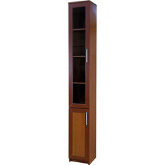 Книжный шкаф Шарм-Дизайн Симфония-2 30x30x220 орех