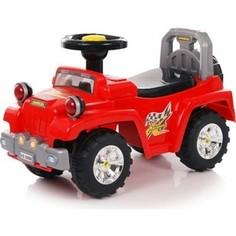 Каталка Baby Care Super Jeep Красный (Red) 553