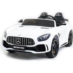 Электромобиль Harleybella Mercedes-Benz GT R 4x4 MP4 - HL289-WHITE-4WD-MP4