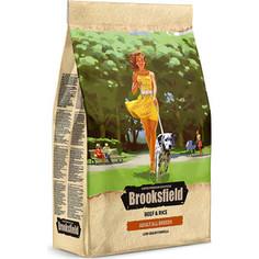 Сухой корм BROOKSFIELD Adult Dog All Breeds Low Grain Beef & Rice низкозерновой с говядиной и рисом для собак всех пород 12кг (5651052)