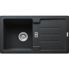 Кухонная мойка Franke Strata STG 614-78 оникс (114.0312.529)