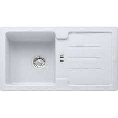 Кухонная мойка Franke Strata STG 614-78 белый (114.0312.544)