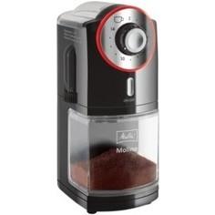 Кофемолка Melitta Molino черный/красный