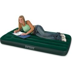 Надувная кровать Intex дауни (с66927)