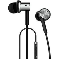 Наушники с микрофоном Xiaomi Mi In-Ear Headphones Pro silver