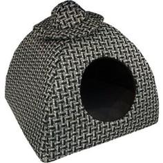 Домик PerseiLine ЛОФТ со шляпой 40*40*39см для кошек и собак (ЛФ-21)
