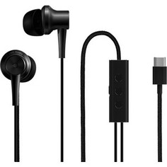 Наушники с микрофоном Xiaomi Mi ANC Type-C In-Ear Earphones black