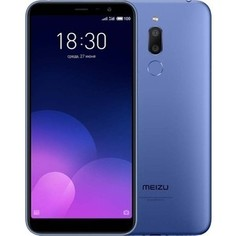 Смартфон Meizu M6T 16GB Blue
