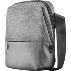 Рюкзак Xiaomi Mi 90 Points Crossbody Bag light grey