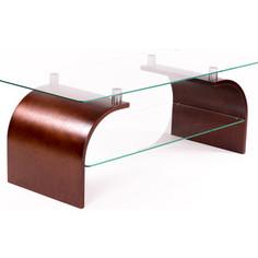 Стол журнальный Мебелик Гурон 2 вишня