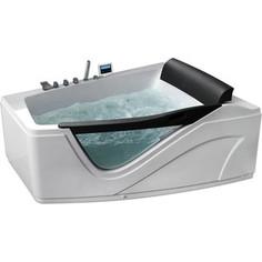 Акриловая ванна Gemy 170x130 с гидромассажем (G9056 K R)