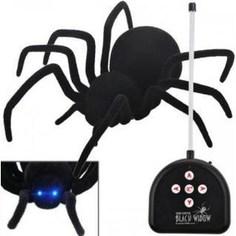 Радиоуправляемый робот-паук Cute Sunlight Black Widow ИК - управление