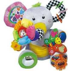 Развивающая игрушка BibaTois Важный Слон JF039