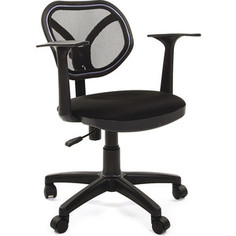 Офисное кресло Chairman 450 NEW TW-11/TW-01 черный