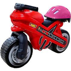 Coloma 46765 Каталка-мотоцикл MOTO MX со шлемом