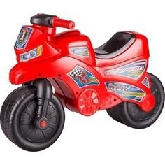 Каталка Альтернатива Мотоцикл красный Alternativa