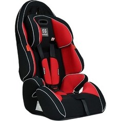 Автокресло Farfello GE-G красно-черный (red+black)