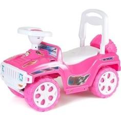 Каталка RT ОР419 RACE MINI Formula 1 розовая