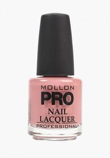 Лак для ногтей Mollon Pro с закрепителем HARDENING NAIL LACQUER №097 15 мл
