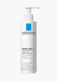 Гель для умывания La Roche-Posay EFFACLAR H очищающий для проблемной кожи, пересушенной в результате медикаментозного лечения 200 мл