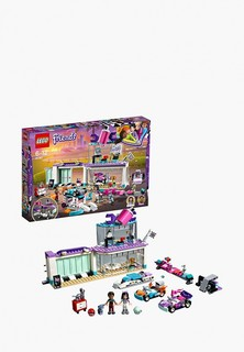 Конструктор Friends Lego Мастерская по тюнингу автомобилей 41351