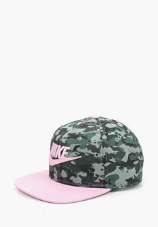 Бейсболка Nike Y NK TRUE CAP CAMO 2
