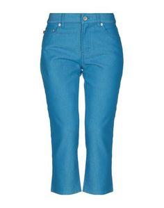 Джинсовые брюки-капри Dkny