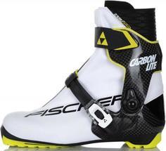 Ботинки для беговых лыж Fischer Carbonlite Skate WS, размер 40