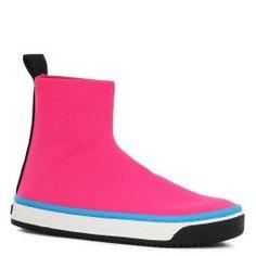Ботинки MARC JACOBS M9002189 розовый