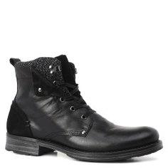 Ботинки BOCAGE RAZI черный