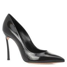 Туфли CASADEI 1F161D100 темно-серый