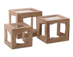 """Стол, набор из 3 шт """"Mahé"""" To4rooms"""