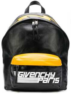 "Givenchy рюкзак дизайна ""колор-блок"" с логотипом"