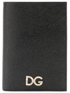 Dolce & Gabbana кошелек с декорированным логотипом