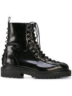 Yang Li ботинки на шнуровке