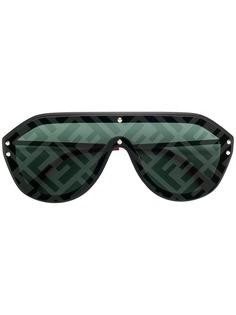 Fendi Eyewear солнцезащитные очки-авиатор