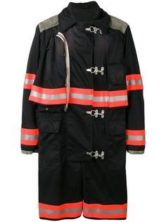 Calvin Klein 205W39nyc пальто Firefighter
