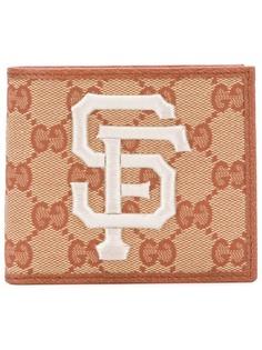 Gucci кошелек с нашивкой SF Giants™