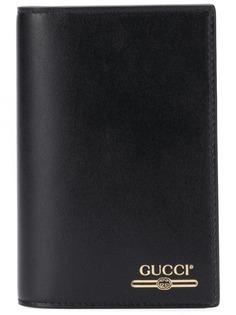 Gucci кошелек в два сложения
