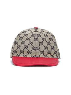 Gucci Kids бейсболка с логотипом