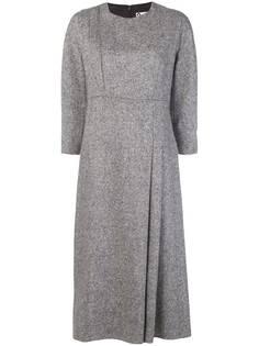 Lanvin пальто со складками