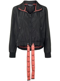 Emporio Armani легкая куртка-бомбер