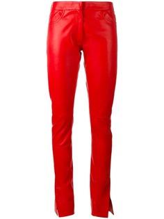 Loewe брюки прямого кроя