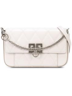 Givenchy стеганая сумка мини