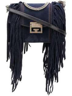 Givenchy сумка с бахромой