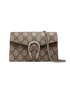 Gucci сумка на плечо Dionysus с узором GG Supreme