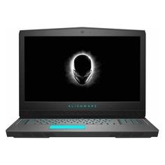"Ноутбук ALIENWARE 17 R5, 17.3"", IPS, Intel Core i7 8750H 2.2ГГц, 8Гб, 1000Гб, 256Гб SSD, nVidia GeForce GTX 1070 - 8192 Мб, Windows 10, A17-7787, серебристый"