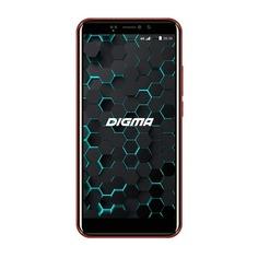 Смартфон DIGMA Linx Pay 4G, красный